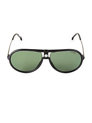 92676408160 Carrera - 60MM Bound Aviator Sunglasses - saks.com