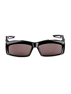 89f77a8f982 Balenciaga - 59MM Rectangular Sunglasses