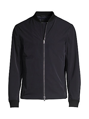 Amir Foundation Bomber Jacket by Theory