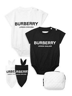 d9661579ecd QUICK VIEW. Burberry. Baby s Berta 3-Piece Logo ...
