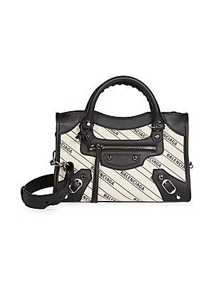 Classic Mini City Handbag by Balenciaga