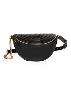 9be43ce82176 QUICK VIEW. Balenciaga. Extra Extra-Small Souvenir Quilted Leather Belt Bag