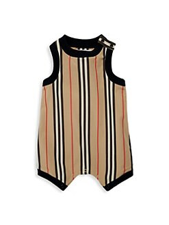 6b78ce0453c QUICK VIEW. Burberry. Baby s Nettie Icon Jumpsuit