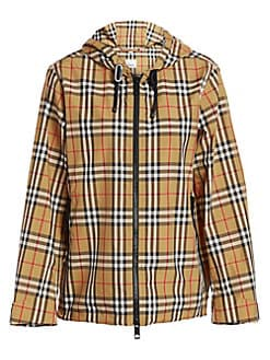 70f1043db98 Burberry. WInchester Vintage Check Raincoat