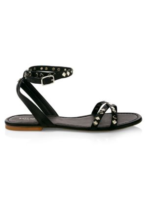 Kate Spade New York Liz Spade Stud Strappy Sandals
