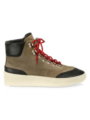 Fear Of God Sneakers 6th Collection Leather High-Top Sneakers