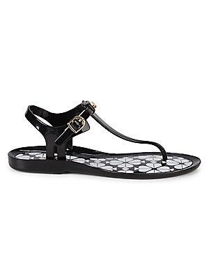 f1b06f224b66 Kate Spade New York - Gweneth Satin   Crystal Bow Sandals - saks.com