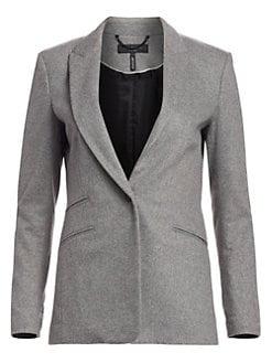 Women's Apparel - Coats   Jackets - Blazers - saks.com 9ef52ad737ea