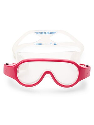 Image of Durable, flexible (and stylish!) goggles that won't break if bent or twisted. 100% UVA and UVB protection Impact, anti-fog and shatter-resistant lenses Adjustable strap Polycarbonate/silicone Spot clean Imported. Children's Wear - Infant Toys And Gifts >