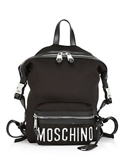 9c29882afa01 QUICK VIEW. Moschino. Sporty Logo Backpack