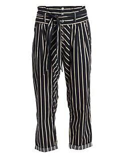 8c172472cf Figue. Portia Stripe Pants