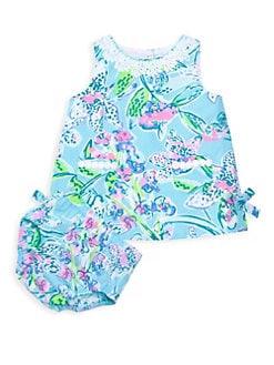 249202e230 Lilly Pulitzer Kids. Baby Girl s Lilly Shift Dress