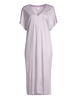 Jones Of New York Black Nightgown Violet Adjustable Strap Consumers First Clothing, Shoes & Accessories Intimates & Sleep