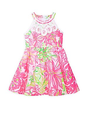 1cd90ad1fbe5 Lilly Pulitzer Kids - Little Girl s   Girl s Kinley ...