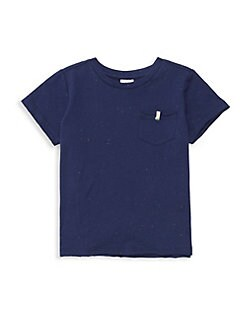 9ecea0168 Product image. QUICK VIEW. Egg Baby. Baby's & Little Boy's Vincent  Roundneck T-Shirt