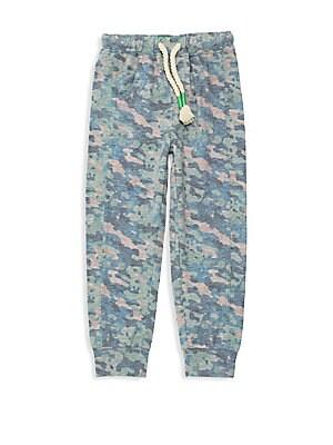 36938e7fe489 Esme - Little Boy s   Boy s Dinosaur Two-Piece Pajama Set - saks.com