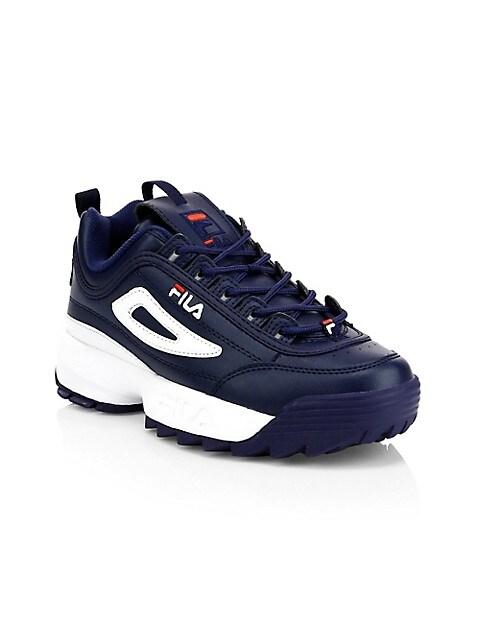Little Kid's & Kid's Disruptor II Premium Sneakers