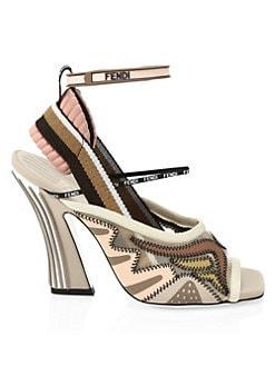FFreedom Logo Block Heel Sandals MULTI. QUICK VIEW. Product image 2ff9b2e2b002