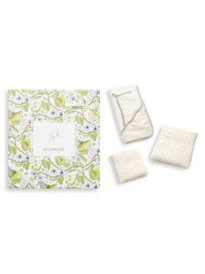 Storksak Baby S Four Piece Layette Gift Set