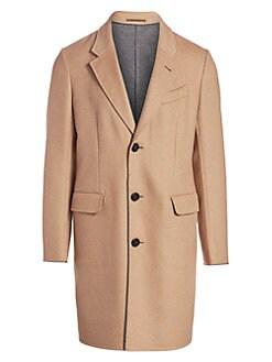 6aee47f44 Peacoats, Overcoats & Topcoats For Men   Saks.com
