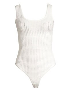 f898ee893d Women s Apparel - Tops - Bodysuits - saks.com