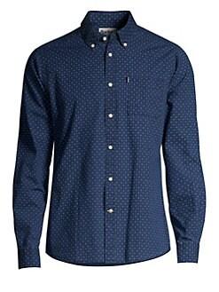 c1144cb32ed Barbour. Shirt Shop Tailor-Fit ...