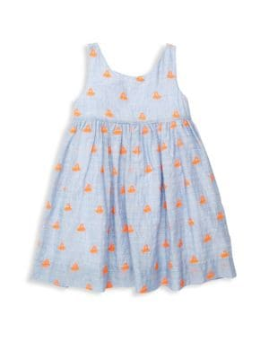 Egg Baby Little Girl S Girl S Rowan Dress