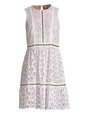 5f426758db MICHAEL Michael Kors - Rib-Knit Sweater Dress - saks.com