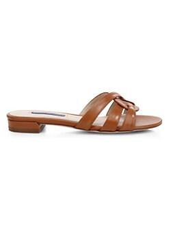 1685b1a1eb9f QUICK VIEW. Stuart Weitzman. Cami Leather Sandals