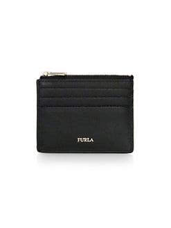 783d256a43e Furla. Babylon Leather Card Case