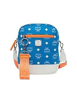 31f943173a57 Product image. QUICK VIEW. MCM. Resnick Logo Nylon Crossbody Bag