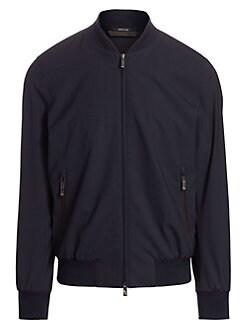 95a2734f1fa0 Bomber Jackets & Varsity Jackets For Men | Saks.com