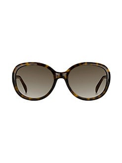 e12acd1061 Givenchy. 56MM Round Sunglasses