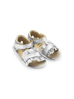 6097476e9 Product image. QUICK VIEW. Old Soles. Baby Girl s Ruffle Leather Sandals