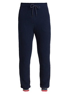 1fc5059e857dbe Saks Fifth Avenue. MODERN Terry Jogging Pants