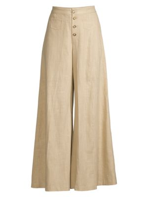 finest selection numerous in variety new design Martin Wide-Leg Trousers