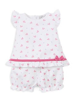 ee209fc3c43 QUICK VIEW. Kissy Kissy. Baby Girl s Whale-Print ...