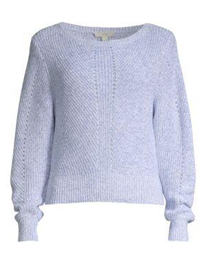 b16f6c2af771 Joie Verlene Cotton   Cashmere Sweater
