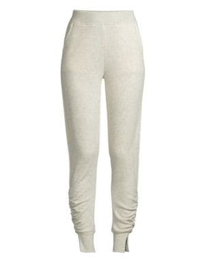 Wayca Ruched Joggers by Joie