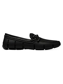 dc875da0120 Swims. Mesh Braided Lace Loafers