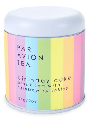 Par Avion Birthday Cake Tea