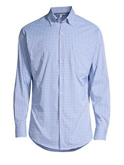 3f7f20f37cc9 Product image. QUICK VIEW. Peter Millar. Performance Woven Button-Down Shirt
