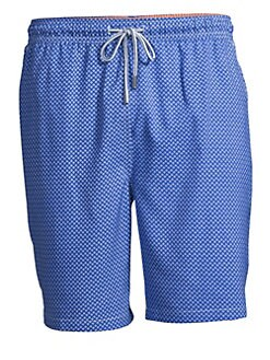 9f3c1b84c5 Peter Millar. Mini Shell Swim Trunks