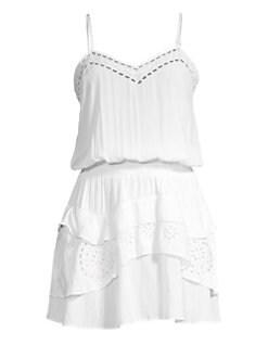 02e08b9b9da84 QUICK VIEW. Ramy Brook. Blaire Layered Blouson Dress
