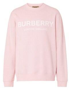 00a0bd4da7b Burberry. Logo Crewneck Sweatshirt