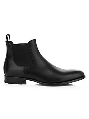 Shelby Leather Chelsea Boots by To Boot New York
