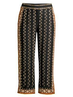 5a1f2104c7de 3.1 Phillip Lim - Straight Leg Cropped Pants - saks.com