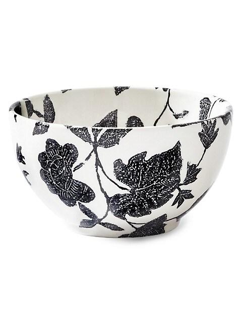 Burleigh Garden Vine Ice Cream Bowl