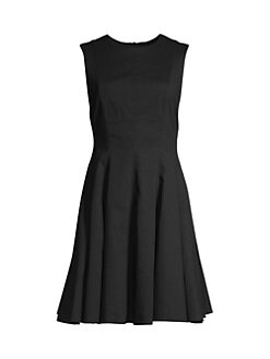 dresses cocktail maxi dresses more saks Carolina Herrera Daughters product image