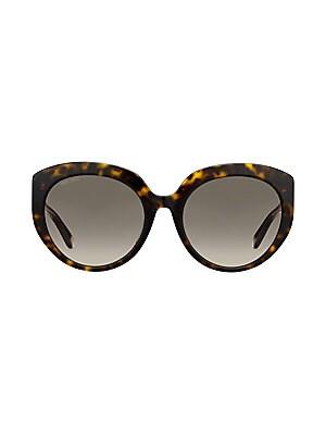 c3431a11a3 Jimmy Choo - Juliet Cat s-Eye Metal Sunglasses - saks.com